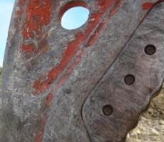 Steel shear K-3J