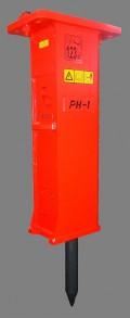 Hydraulic hammer PH-1 Enviro
