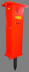 Hydraulic hammer PH-3 Enviro