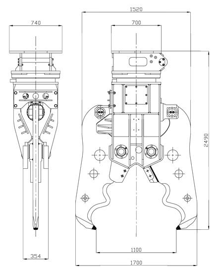 Crusher S-24XCR