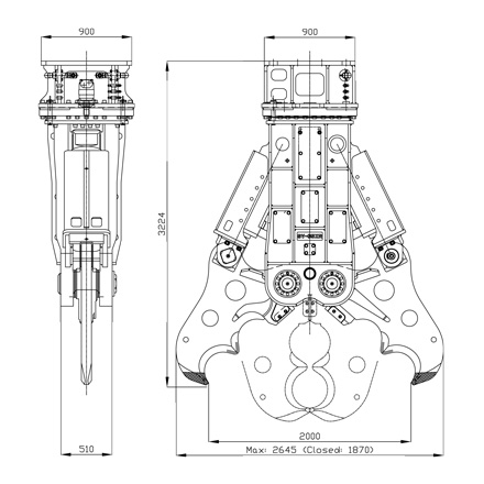 Crusher SV-65XR