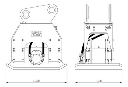 Compactor C-10C