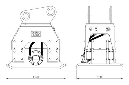 Compactor C-12C