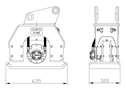 Compactor C-2D