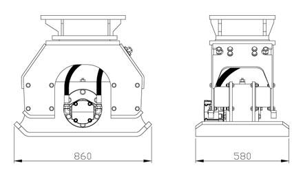 Compactor C-4C