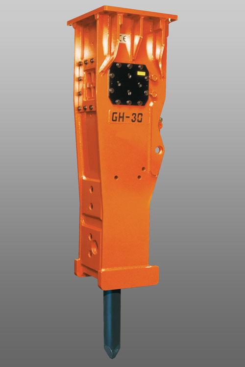 Hydraulic Hammer Gh 30 Enviro Npk Europe