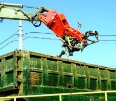 Demolition grab SG-110