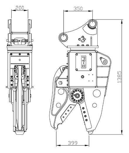 Steel Shear K-4J