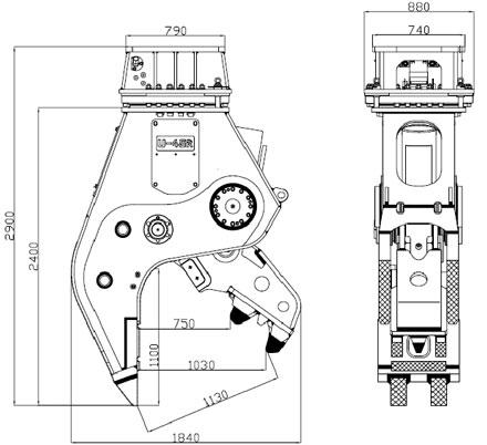 Cruncher U-45JR