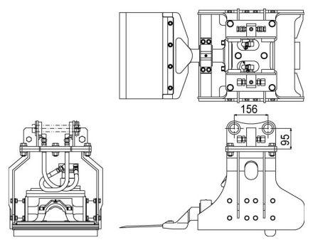 Scraper Y-2S