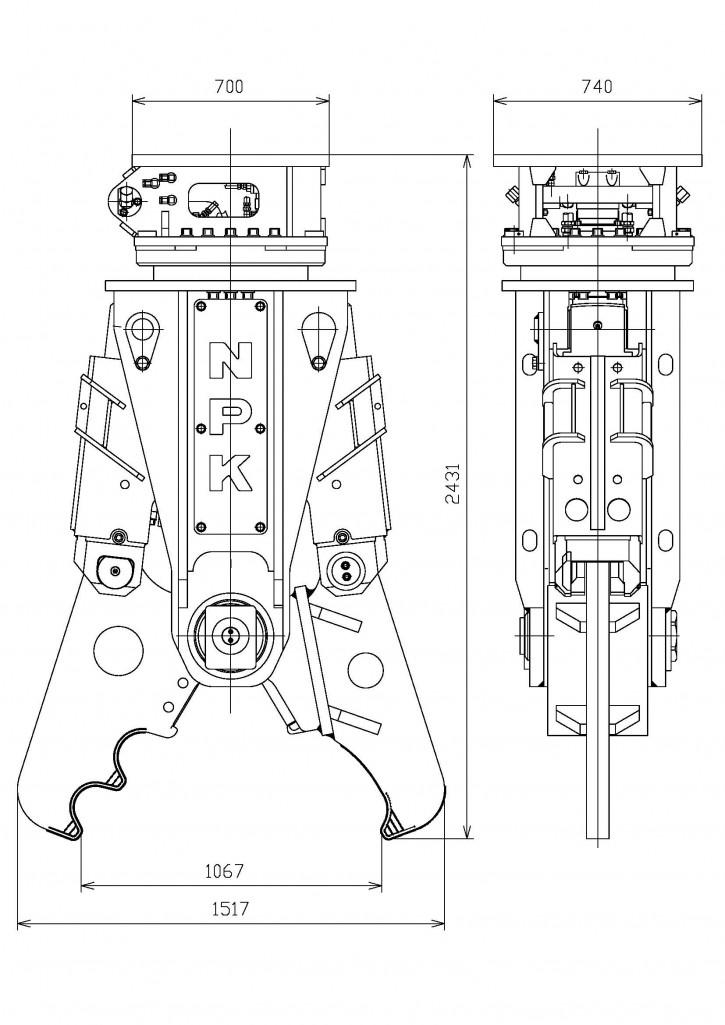Multiprocessor M-28S