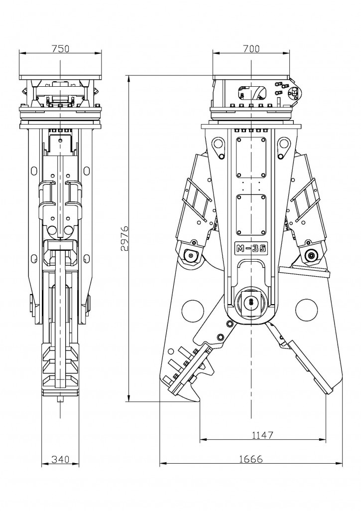 Multiprocessor M-38G
