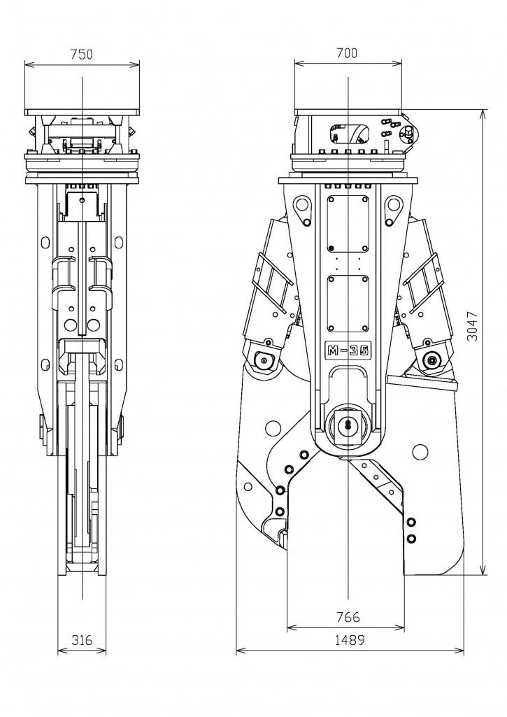 Multiprocessor M-38K