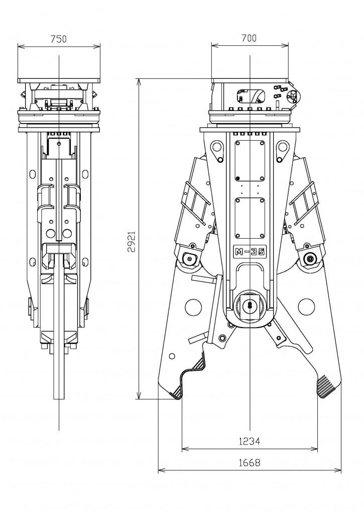 Multiprocessor M-38S