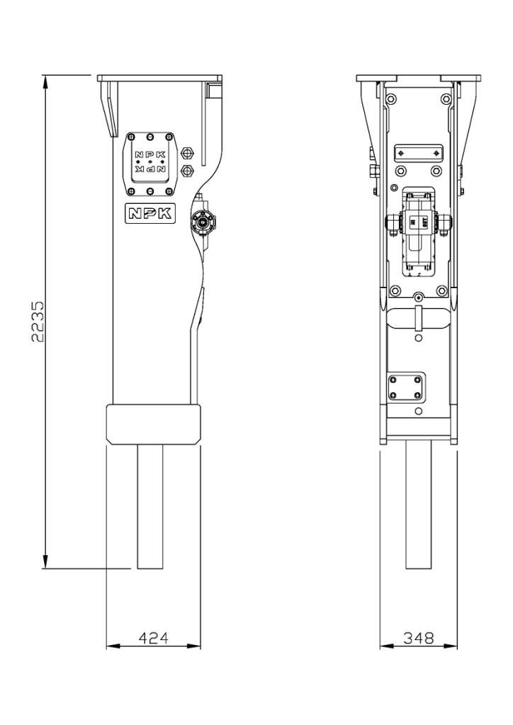 GH-7A 2CR drawing