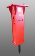 Hydraulic hammer PH-4 Enviro