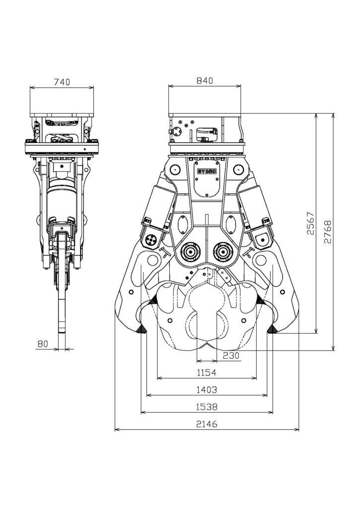 Crusher SV380R