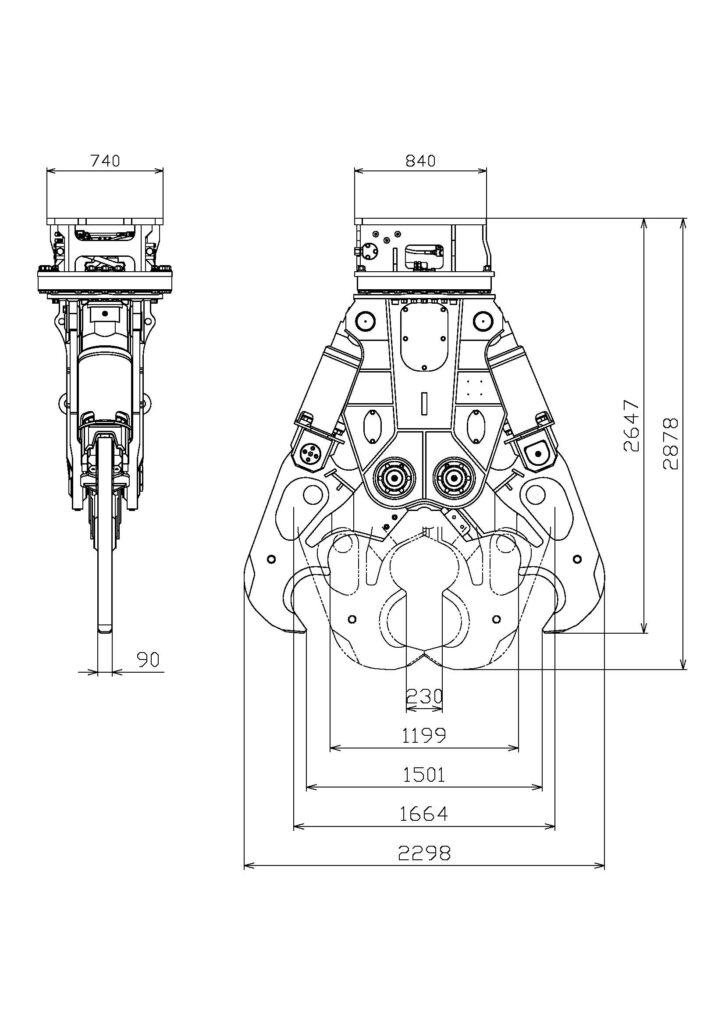 Crusher SV400R