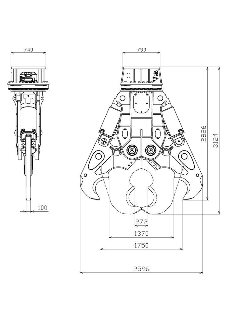 Crusher SV500R